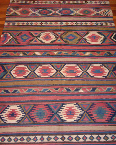 Antique Caucasian Kelim
