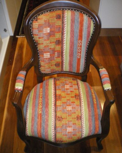 Turkish Kelim Armchair