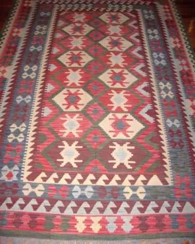 Afghan Traditional Kelim
