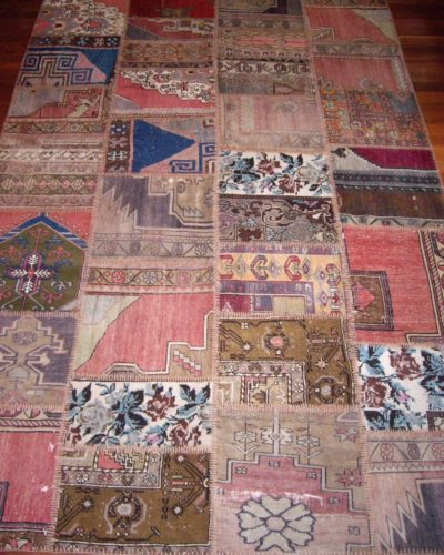 Turkish Carpet Patchwork