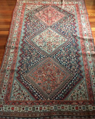 Antique Gashgai carpet