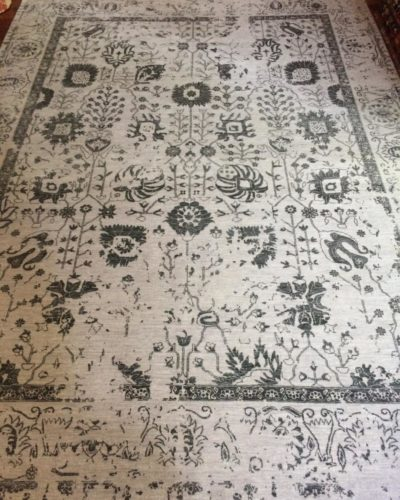 Indo/Nep Distressed carpet