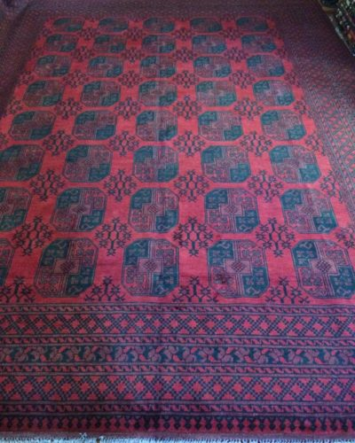 Old Esari Afghan carpet
